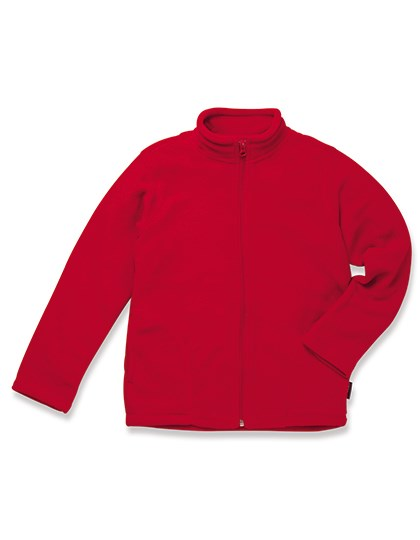 Stedman® Active Fleece Jacket for children