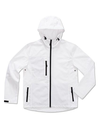 Stedman® Active Softest Shell Hooded Jacket