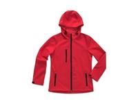 Stedman® Active Softest Shell Hooded Jacket for women