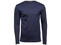 Tee Jays Long Sleeve Interlock Tee