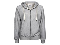 Tee Jays Ladies` Urban Zip Hoodie