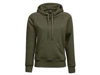 Tee Jays Ladies` Hooded Sweatshirt