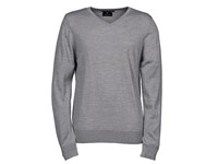 Tee Jays Men`s V-Neck Sweater