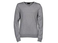 Tee Jays Men`s V-Neck Sweater