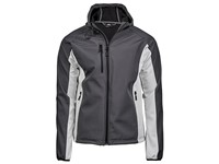 Tee Jays Hooded Lightweight Performance Softshell Jacket