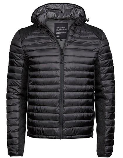 Tee Jays Hooded Outdoor Crossover Jacket
