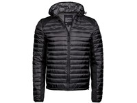 Tee Jays Hooded Outdoor Crossover Jacket