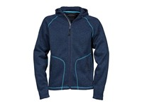 Tee Jays Outdoor Hooded Fleece Jacket