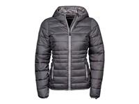 Tee Jays Ladies` Hooded Zepelin Jacket