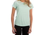Vapor Apparel Ladies` Solar Performance Short Sleeve T-Shirt