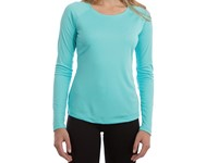 Vapor Apparel Ladies` Solar Performance Long Sleeve T-Shirt