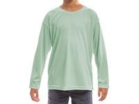 Vapor Apparel Youth Solar Performance Long Sleeve T-Shirt