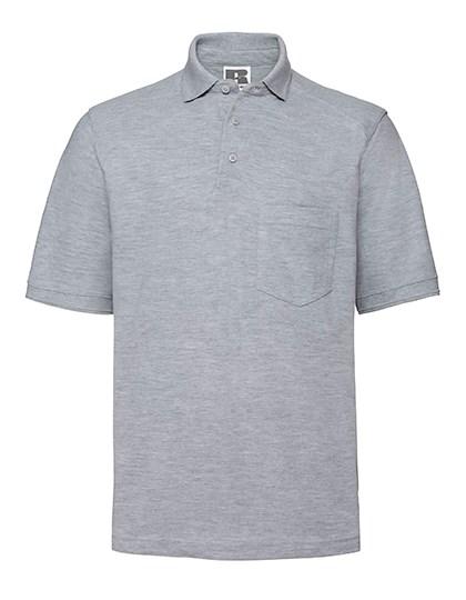 Russell Heavy Duty Workwear Polo