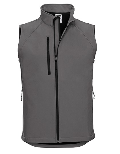 Russell Men`s Softshell Gilet