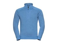 Russell Men' s HD Quarter Zip Sweat