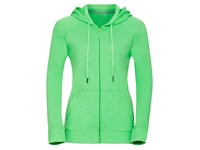 Russell Ladies` HD Zipped Hood Sweat