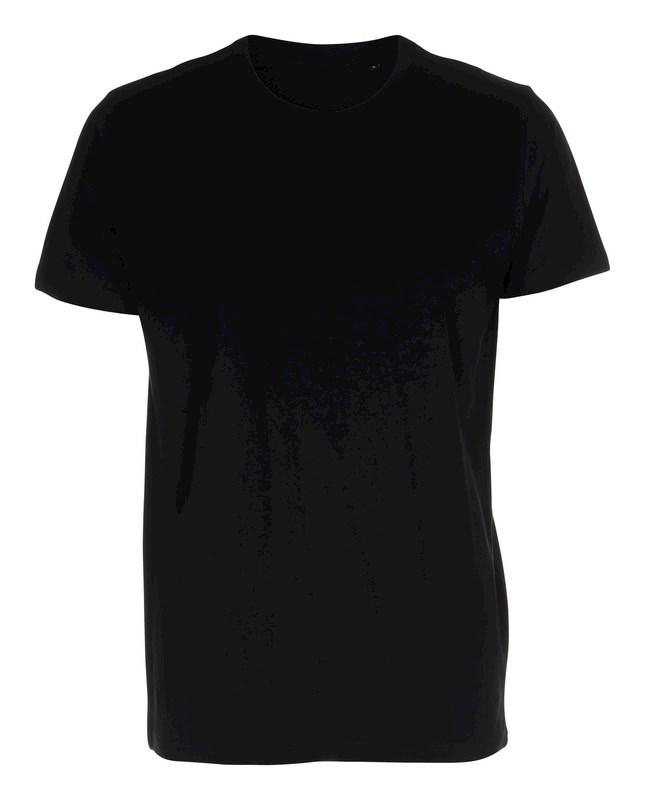 Labelfree T-shirt carbon 1110
