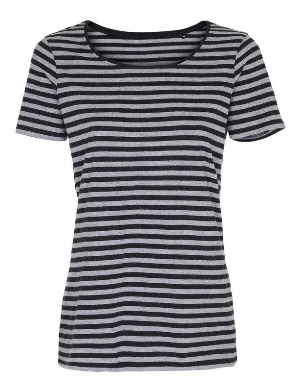 Labelfree T-shirt dames gestreept 1115