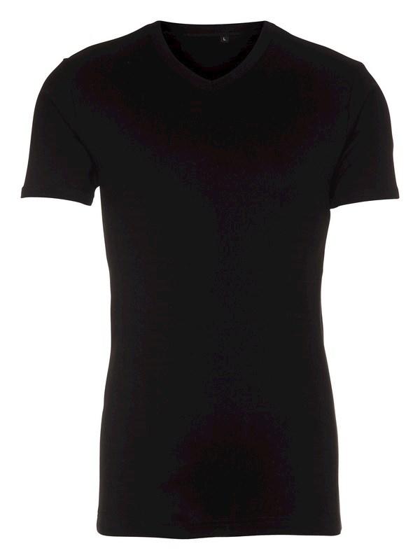 Labelfree T-shirt v-hals 1122