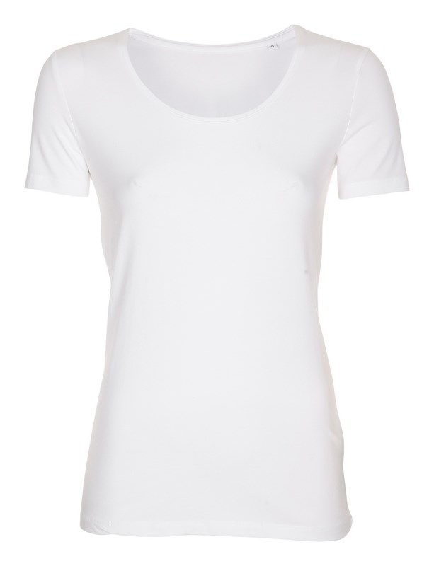Labelfree T-shirt dames, elastaan 1130