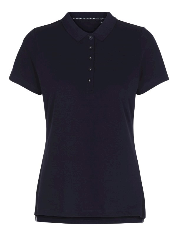 Labelfree stretchpolo dames 2104