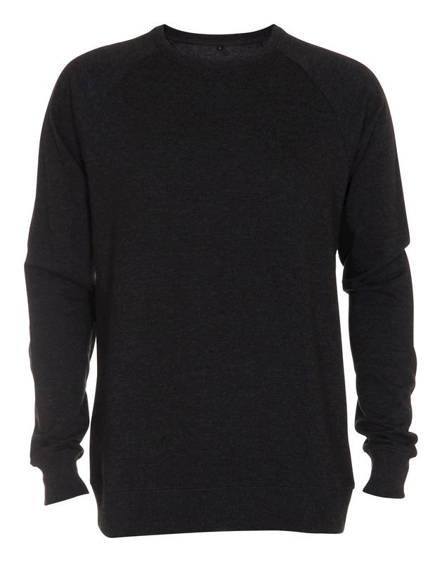 Labelfree sweatshirt, raglan mouw 3103