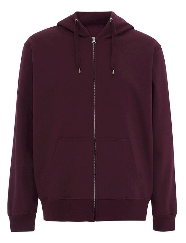 Labelfree sweatshirt jack 3104