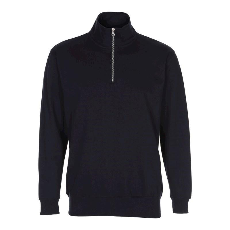 Labelfree sweatshirt jack 3108
