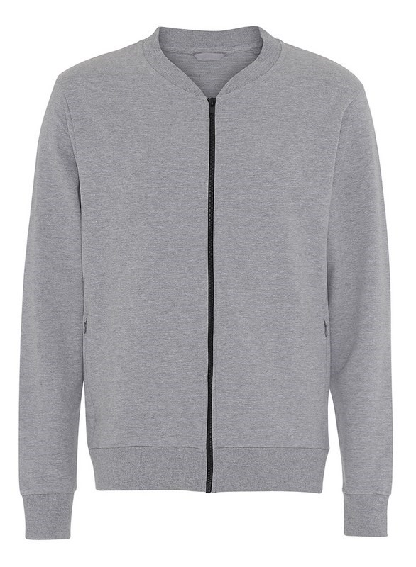 Labelfree sweatshirt jack 3115
