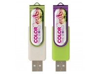 USB stick 2.0 Twister 16GB doming