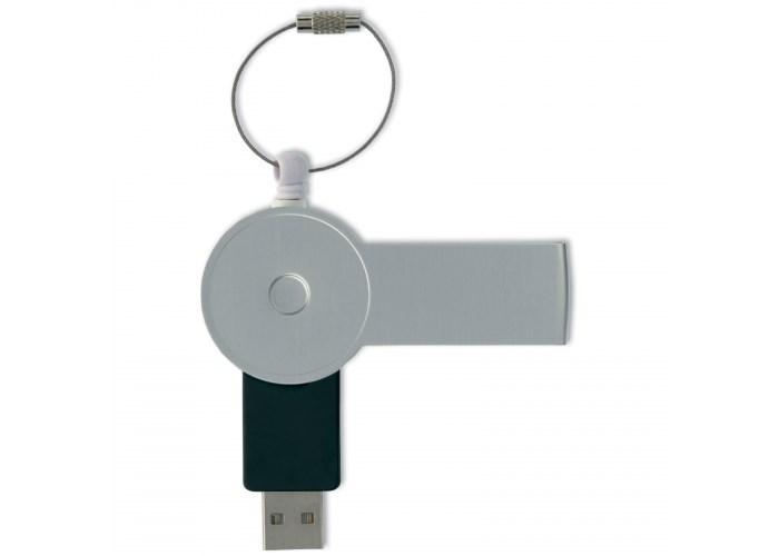 USB stick 2.0 safety twist 4GB