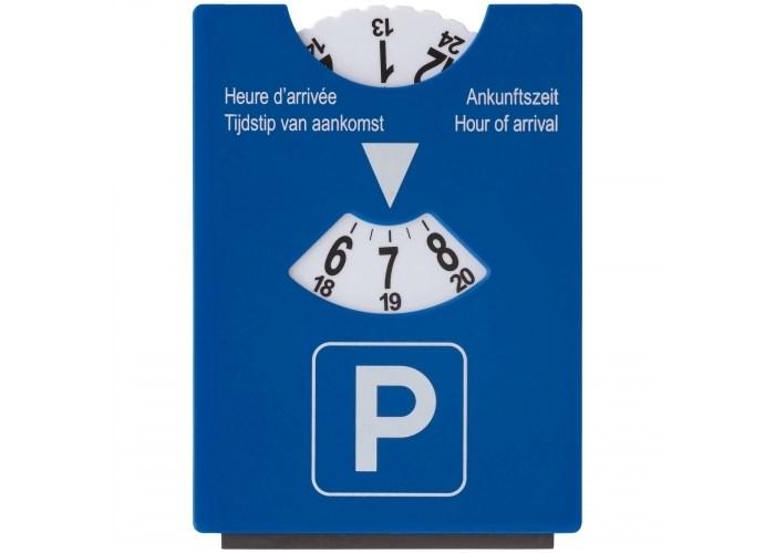 Parkeerschijf 2-in-1 Europa