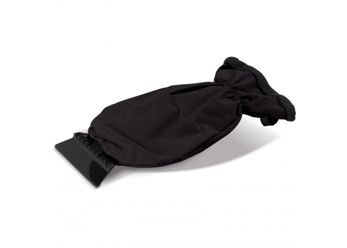 Ijskrabber handschoen zwart