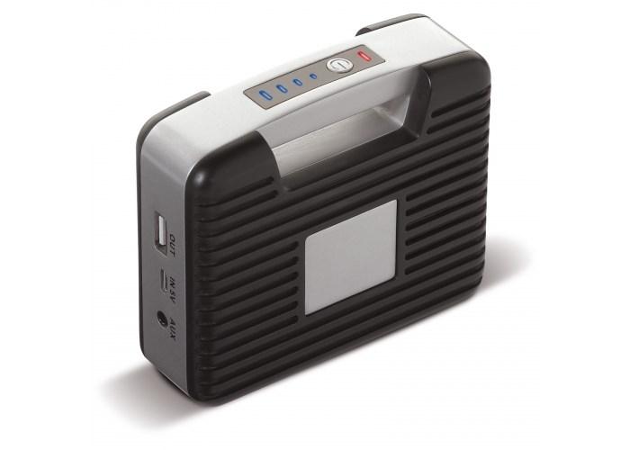 Vibe draagbare powerbank 6000mAh & speaker 3W