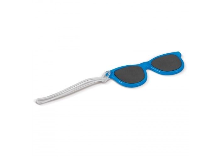 Bagagelabel zonnebril