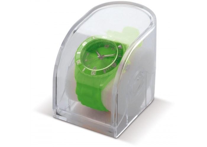 Horloge modern silliconen