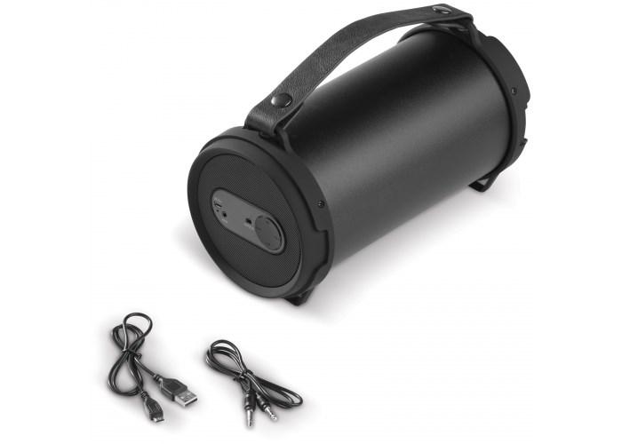 Draadloze soundcannon speaker 12W