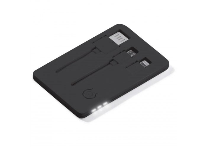USB connector 3-in-1 zaklamp