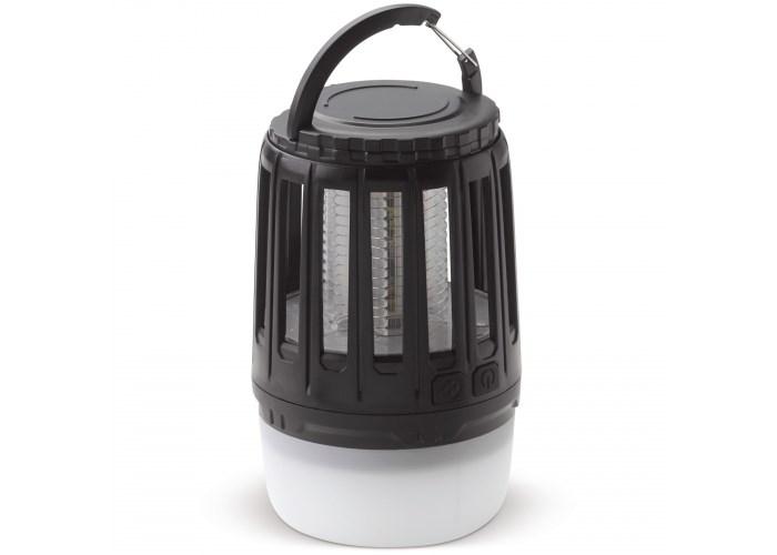 Campinglamp met anti-muggen functie