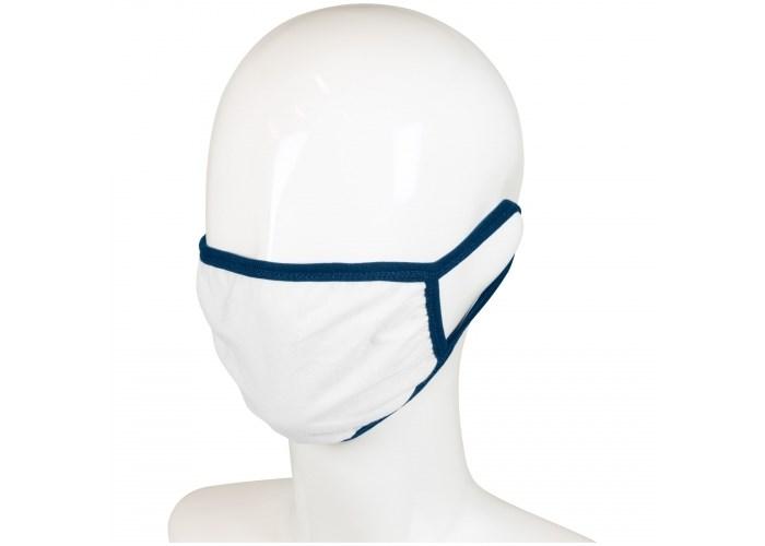 Herbuikbaar 3-laags mondmasker full-colour all-over