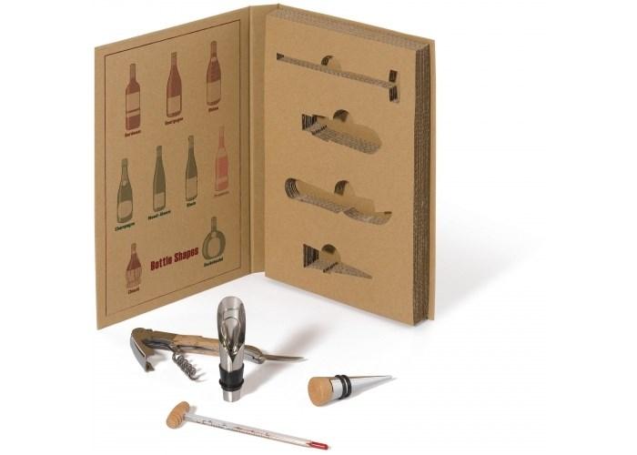 Bookstyle wijn