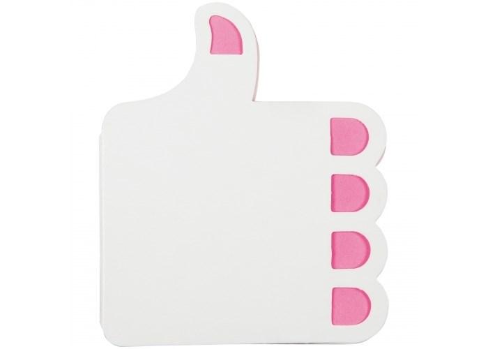 Zelfklevende memoblaadjes Thumbs-up