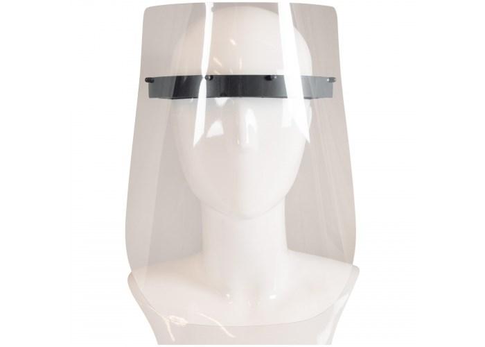 Beschermend masker voor het hele gezicht