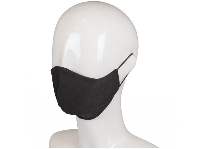 Herbruikbaar gezichtsmasker katoen 3-laags Made in Europe