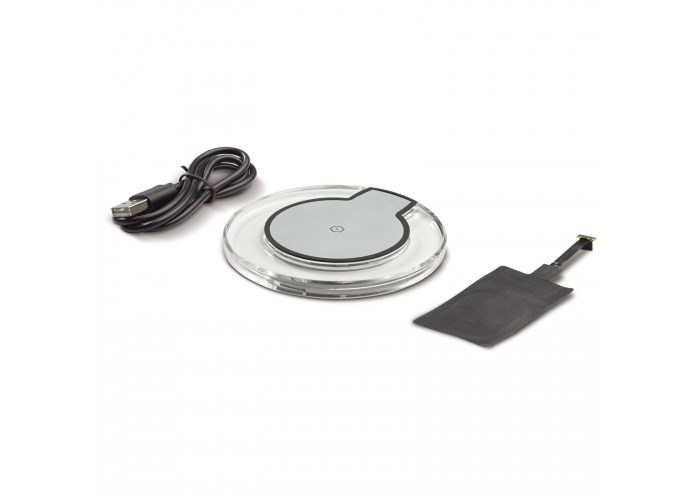 Wireless oplaadstation (incl. Android ontvanger) 5W