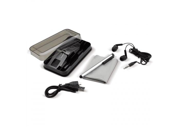 Elektronica accessoires set