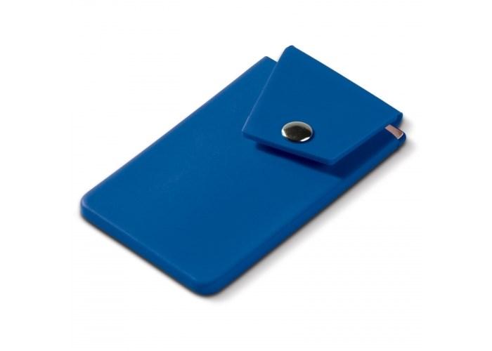 Kaarthouder smartphone knop