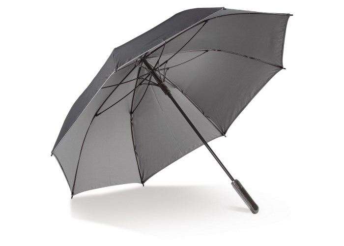 "Deluxe 25"" dubbellaags paraplu"