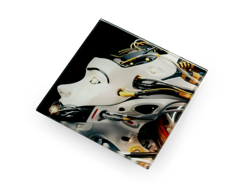 Sublimation Glass Coaster