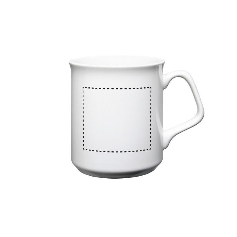 Budget Buster Sparta Mug Zwart